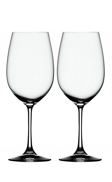 山系列波尔多红酒杯两只装