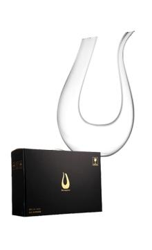 竖琴醒酒器水晶玻璃礼盒(又名:竖琴醒酒器 LD1001)