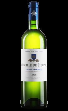佛泽城堡副牌干白葡萄酒2013