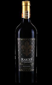 世袭家族特选干红葡萄酒(黑标)(特级珍藏)