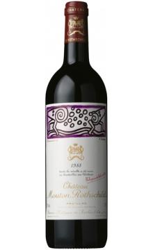 木桐庄园干红葡萄酒1988(名庄)(预售)