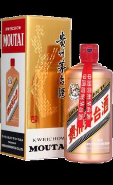 贵州茅台酒(玫瑰金) 2016年 53度 500ml