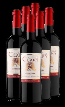 克拉希湾干红葡萄酒-6支装