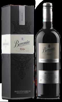 贝尔莱198木桶干红葡萄酒2008(里奥哈)(名庄)