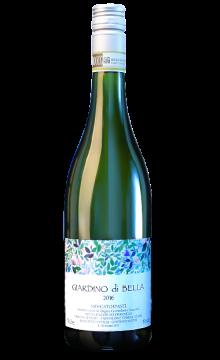 美美的花园莫斯卡托阿斯蒂甜白起泡葡萄酒