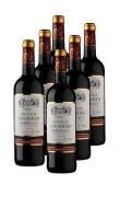 夏利耶庄园干红葡萄酒 6支整箱