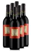 圣洛克小红颜干红葡萄酒-6支装