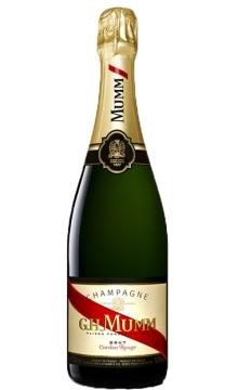 【名庄】玛姆红带香槟(天然酒)