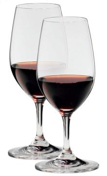 醴铎Riedel 宫廷系列钵酒酒杯(两只装)