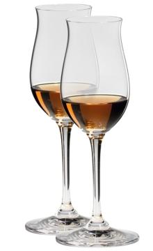 醴铎Riedel 宫廷系列轩尼诗白兰地型酒杯(两只装)