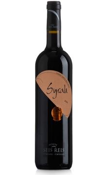 六位皇帝史拉干红葡萄酒