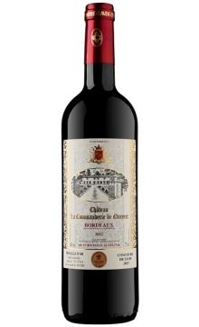骑士城堡干红葡萄酒