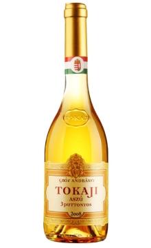 安德斯托卡伊贵腐酒3P500ml(又名:安德斯伯爵托卡伊阿苏三箩葡萄酒)