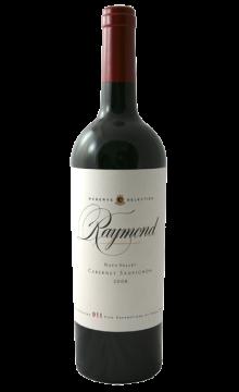 雷蒙德珍藏精选赤霞珠干红葡萄酒