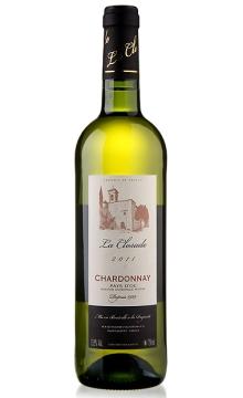 科罗萨霞多丽白葡萄酒