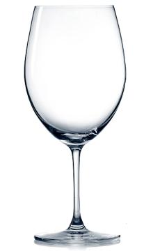 LUCARIS进口无铅水晶波尔多葡萄酒杯755ml