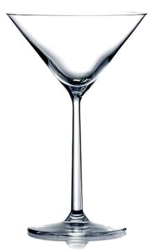 LUCARIS进口无铅水晶鸡尾酒杯230ml