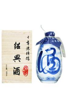 塔牌 十年木盒特醇 绍兴黄酒 500ml 12度