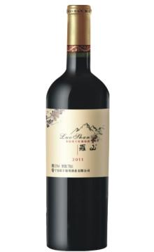 罗山赤霞珠干红葡萄酒(2011)