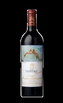 【名庄】木桐城堡干红葡萄酒2012