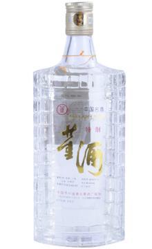 董酒 1996年 46度 500ml 陈年老酒