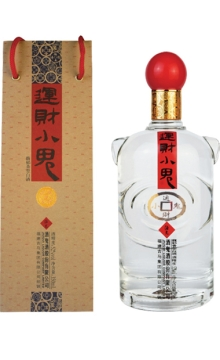 52°酒鬼酒运财小鬼150ml