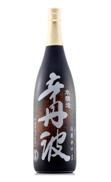 日本原装进口大关牌洋酒 辛丹波辛口清酒1800ml