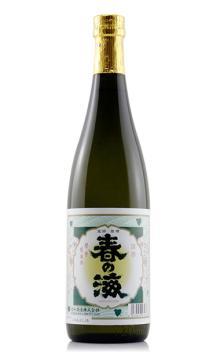 日本原装进口洋酒 春海清酒720ml甘口