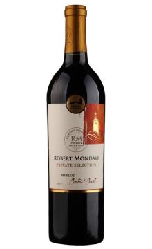 蒙大菲私家精选美乐红葡萄酒