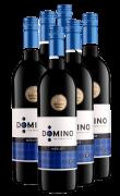 多米诺梅洛干红葡萄酒-6支装