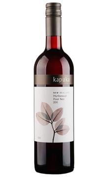 卡葡卡黑比诺干红葡萄酒