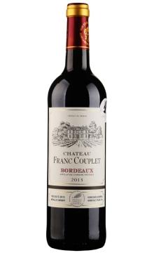 弗朗古堡干红葡萄酒