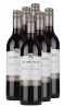 杰卡斯经典系列解百纳赤霞珠红葡萄酒6支装