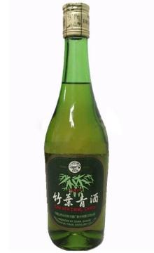 45°竹叶青酒(大盖)500ml 2000年 陈年老酒