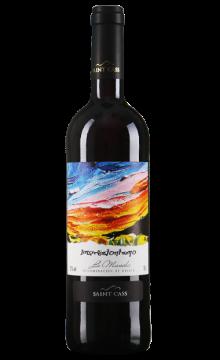 圣卡斯印象冰火色界干红葡萄酒