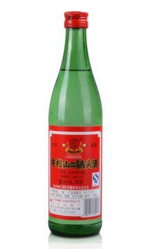 陈年老酒 牛栏山二锅头 2008年 46度 500ml