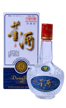 陈年老酒 董酒 90年代后期  35±1°500ml