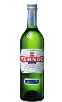 法国巴黎原装进口潘诺茴香开胃酒 PERNOD 700毫升