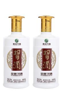 习酒金质习酒2018年53度500ml*2