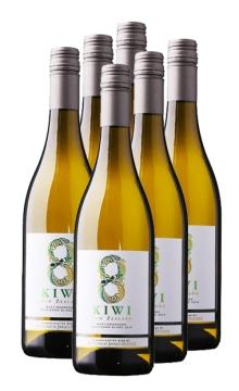 默多克詹姆士几维长相思白葡萄酒-6支装