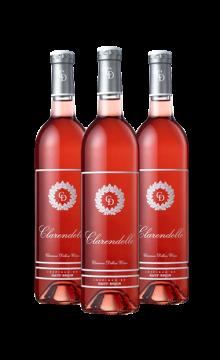 克兰朵桃红葡萄酒3支装