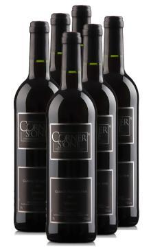 康纳斯顿经典法国红葡萄酒-6支装