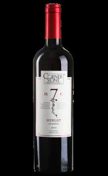 康纳斯顿IX7经典梅洛干红葡萄酒