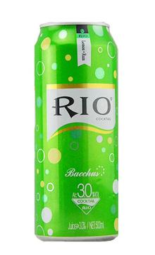 锐澳(RIO) 柠檬味朗姆 预调鸡尾酒 500ml