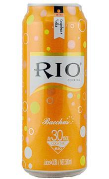 锐澳(RIO) 西柚味伏特加 预调鸡尾酒 500ml