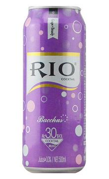 锐澳(RIO) 葡萄味白兰地 预调鸡尾酒 500ml