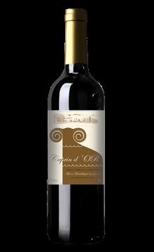 金羊干红葡萄酒