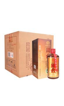贵州茅台镇 国台酒 窖藏 53度 460ml*6瓶整箱