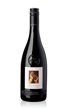 双掌(画廊系列)麦克拉伦谷西拉红葡萄酒(双掌(画廊系列)麦罗仑谷穗乐仙红葡萄酒)