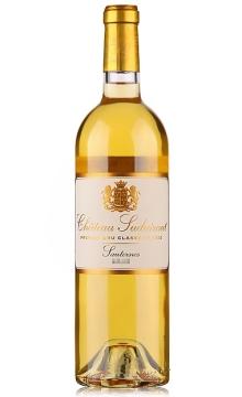 【名庄】绪帝罗城堡甜白葡萄酒2015年750ml